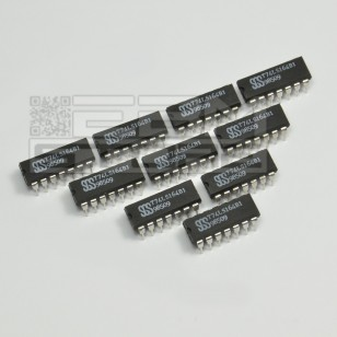 SOTTOCOSTO 10pz T 74LS164 B integrato - 74164