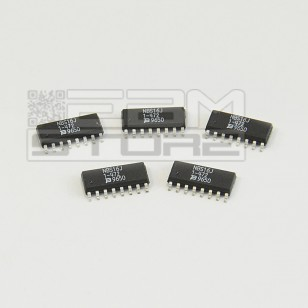 SOTTOCOSTO 5pz Rete resistiva SMD 4,7 Kohm - NBS16