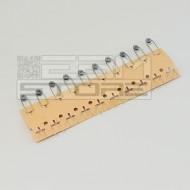 SOTTOCOSTO 10pz Termistore NTC 100 Kohm - sensore di temperatura