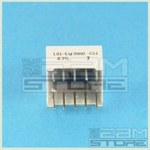 SOTTOCOSTO 5pz Display 7 segmenti rosso catodo comune - LD1-GW39H0