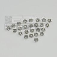 SOTTOCOSTO 25pz dado in acciaio M2,5