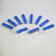 SOTTOCOSTO 10pz connettori strip line 26 poli (13X2) femmina