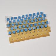 SOTTOCOSTO 50pz condensatore polipropilene 4n7 400V