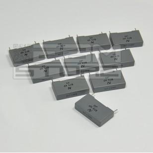 SOTTOCOSTO 10pz Condensatore poliestere 2,7nF 2000V P=22,5mm