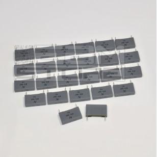 SOTTOCOSTO 25pz Condensatore poliestere 9,1nF 2000V P=22,5mm