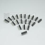 SOTTOCOSTO 20 pz Connettori strip line 2x7 poli maschio SMD