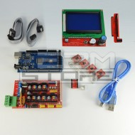 Kit elettronica CON DISPLAY stampante 3D