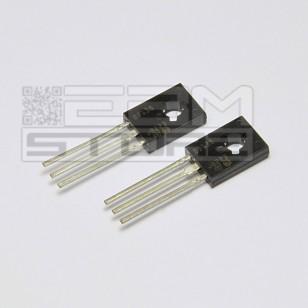 2pz BD138 transistor PNP 60V 1,5A