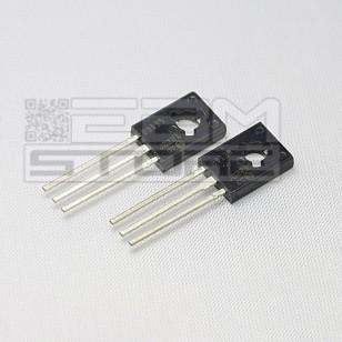 2pz BD139 transistor NPN 80V 1,5A