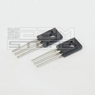 2pz BD140 transistor PNP 80V 1,5A