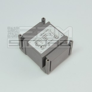 Trasformatore basso profilo 30VA 2x9V