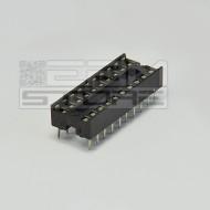 Zoccolo 20 pin per circuiti integrati DIL