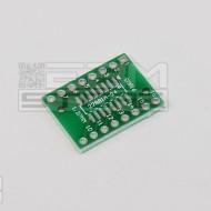 Adattatore TSSOP 16 pin zoccoli integrati