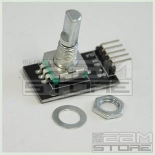 Modulo encoder rotativo 2 canali con pulsante