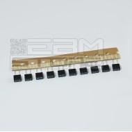 10pz Micro fusibile ritardato 500mA 250V - pcb