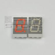 2pz Display 7 segmenti ROSSO catodo comune HDSP-316E