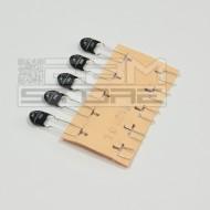 SOTTOCOSTO 5pz Termistore NTC 33 ohm - sensore temperatura