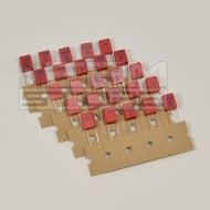 SOTTOCOSTO 25pz condensatore poliestere 470nF 63V P=5mm