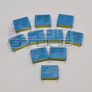 SOTTOCOSTO 10pz condensatore film poliestere FKP 27nF 1000V 1KV P=22,5mm