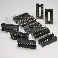 10pz Zoccolo 18 pin per circuiti integrati DIL