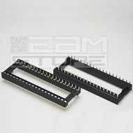 2pz Zoccolo 40 pin per circuiti integrati DIL